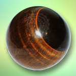 Tiger Eye Ball - Design II