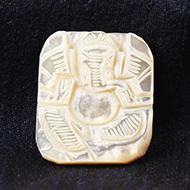 Pearl Ganesh - 28.45 carats