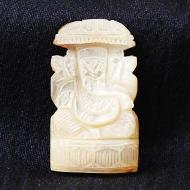 Pearl Ganesh - 36.40 carats
