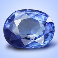 Blue Sapphire - 3.22 carats