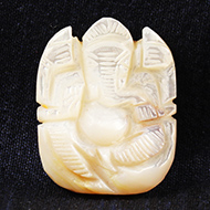 Pearl Ganesh - 36.95 carats