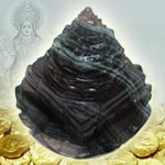 Multi Fluorite Shreeyantra on Lotus
