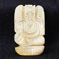 Pearl Ganesh - 41.05 carats