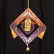 Artisitic Ganesh Wall Hanging - I