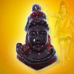 Shiva in Gomed - 23.40 carat