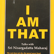 I Am That - Talks with Sri Nisargadatta Maharaj