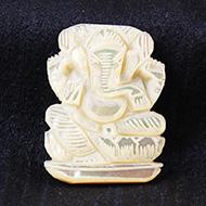 Pearl Ganesh - 42.59 carats