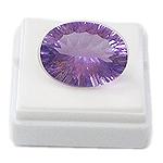 Amethyst super fine cutting - 15 carats