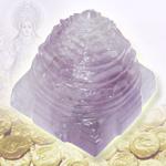 Amethyst Shree Yantra - 112 gms