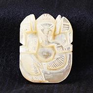 Pearl Ganesh - 58.50 carats