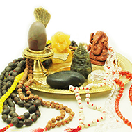 Panchayatana Deities - Stone Idols