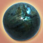 Labradorite Ball - Small