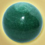 Green Jade  Ball
