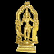 Lord Kartikeya idol in brass