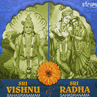 Sri Vishnu Sahasranamam and  Sri Radha Sahasranamam