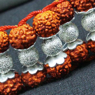 Rudraksha wrist Bracelet