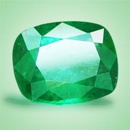 Emerald 5.10 carats Zambian