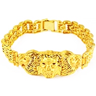 Gold Bracelet - II