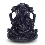 Blue Sunstone Ganesha - 540 gms
