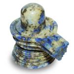 Lapis Lazuli Shivlingam - 113 gms