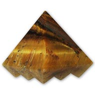Multi Pyramid - Tiger Eye