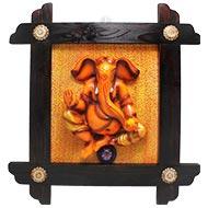 Chakra Vastu Ganesh yantra frame
