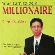 Your Turn to be a MILLIONAIRE