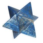 Star Pyramid in ( Lapis Lazuli ) - 360 gms