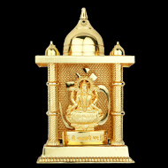 Mahalaxmi in Lead Temple