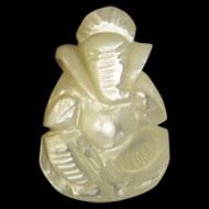 Pearl Ganesh - 13.95 carats