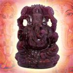 Ruby Ganesh - 490 carats