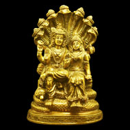 Vishnu lakshmi ji - Medium