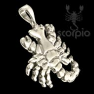 Scorpio Locket