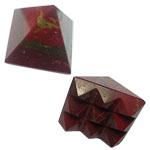 Multi Pyramid - Red Jasper