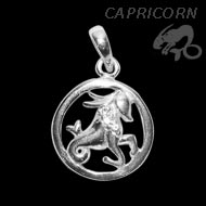 Capricorn Locket - Design II