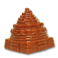 Sunstone Shree Yantra - 45 gms