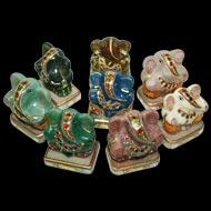 Astha Vinayaka in Natural Gemstones
