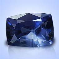 Blue Sapphire - 3.42 carats