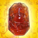 Gomed Ganesh -  20.70 Carats