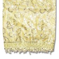 Designer Golden Chunri