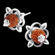 Divine Earrings in Silver - Design I