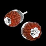 Divine Earrings in Silver - Design II