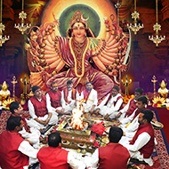 Indrakshi Puja and Yagna