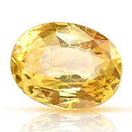 Yellow Sapphire - 4.32 carats