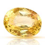 Yellow Sapphire - 4.32 carats