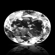 White Topaz - 8.15 carats