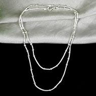 Silver Chain - Design XIV