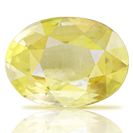 Yellow Sapphire - 4.67 carats