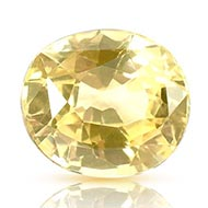 Yellow Sapphire - 1.39 carats