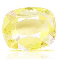 Yellow Sapphire - 3.11 carats